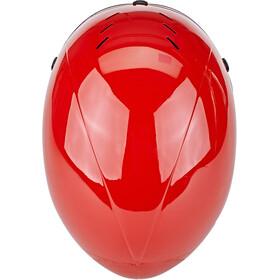 Kask Bambino Pro Helmet inkl. visir red